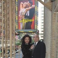Photo Coverage: Luis Bravo Unveils FOREVER TANGO Marquee!