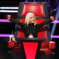 Christina Aguilera to Perform with Flo Rida and A Great Big World on THE VOICE, 11/4-5