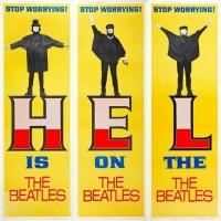 The Beatles' Second Film HELP! Debuts on iTunes Today