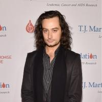ROCK OF AGES' Constantine Maroulis Jokes: 'I Can't Hurt Myself Again - We're Almost Done!'