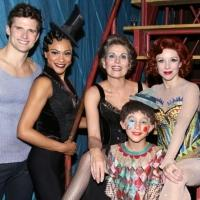 Photo Coverage: PIPPIN Welcomes Lucie Arnaz Back to Broadway!