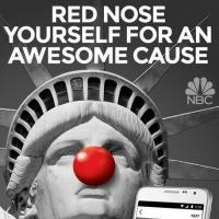 NBC Launches RED NOSE DAY App Ahead of Event Broadcast