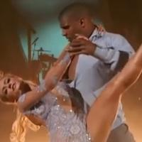 Michael Sam Dances To KINKY BOOTS Showstopper On DANCING WITH THE STARS
