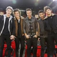 Photo Flash: ONE DIRECTION Rocks Out on This Morning's GMA!
