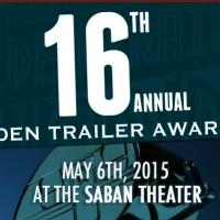 FURIOUS 7 Tops Winners of 16th Annual GOLDEN TRAILER AWARDS; Full List