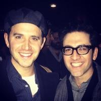 BWW Exclusive: A Look Back at Ben Rimalower's Celebrity Visits! BAD WITH MONEY and PATTI ISSUES Close in San Fran Tonight