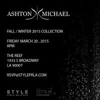 Ashton Michael Debuts New Collection at Style Fashion Week Los Angeles