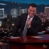 VIDEO: JIMMY KIMMEL & Brittany Snow Watch Video of Mom Watching 'Pitch Perfect'