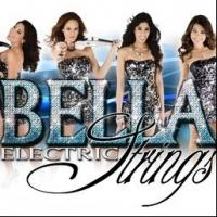 Bella Electric Strings Play the Spencer Tonight