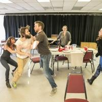 Photo Flash: In Rehearsal with the World Premiere of THIEVES in North Hollywood