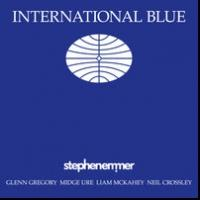 Stephen Emmer's INTERNATIONAL BLUE Released Today