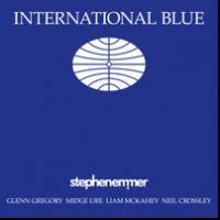 Stephen Emmer's INTERNATIONAL BLUE Released Today