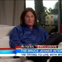 VIDEO: Watch Clip from Bruce Jenner's ABC Interview: 'I'm Trying to Live With Myself'