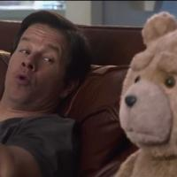 VIDEO: First Look - Mark Wahlberg in All-New Trailer for TED 2