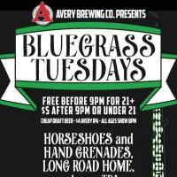 Lineup for Bluegrass Tuesday in August at Fox Theatre Set