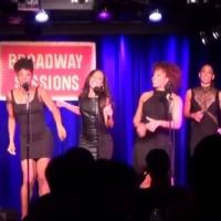 STAGE TUBE: ALADDIN Women's Chorus Performs '90s Girl Group Medley at BROADWAY SESSIONS