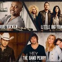 Band Perry, Darius Rucker & More Join IHEARTRADIO COUNTRY FESTIVAL Lineup!