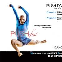 PUSH Dance Company Launches PUSHFEST This Weekend