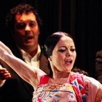 Flamenco Dancer Olga Pericet Premieres New Show FLAMENCO UNTITLED, 4/9-16
