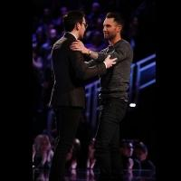 Two Eliminated, Three Move On to THE VOICE Finale!