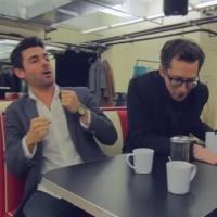 STAGE TUBE: Meet the Men of Signature Theatre's DINER - Opening Tonight!