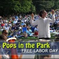 The Annapolis Symphony Orchestra Presents the Lexus Pops in the Park Concert, 8/31