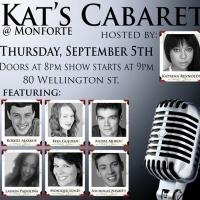 BWW Reviews: KAT'S CABARET is Rockin' and Eclectic and Fun...and I want more!