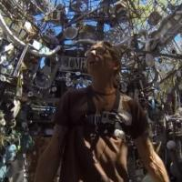 VIDEO: Radiation City at Austin's 'Cathedral of Junk'