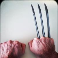 Photo Flash: Hugh Jackman Dons the WOLVERINE Claws One Final Time