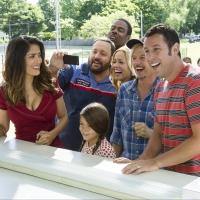 MTV to Exclusively Premiere New GROWN UPS 2 Clip with Adam Sandler Tonight