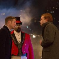 BWW Recap: The Circus Brings Murder to GOTHAM; ALADDIN's Iglehart Guests