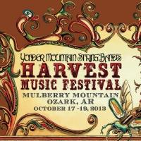 Yonder Mountain String Band, Justin Townes Earle and More Set for Harvest Festival's 2013 Lineup, 10/17-19