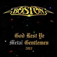 BOSTON Releases Christmas Digital Single 'God Rest Ye Metal Gentlemen'