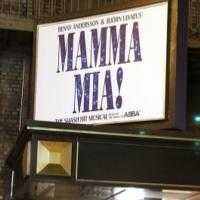 MAMMA MIA! Begins Performances in New Home at Broadhurst Theatre Tonight!