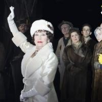 Casts of Broadway's THE VISIT & IT SHOULDA BEEN YOU Set for THEATER TALK This Week