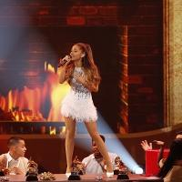 VIDEO: First Look - Ariana Grande, Adam Levine & More Perform on CBS's A VERY GRAMMY CHRISTMAS