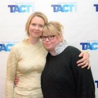 Photo Flash: Cynthia Nixon and More Celebrate Opening of TACT'S ABUNDANCE Off-Broadway Photos