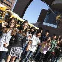Local Students Attend Alvin Ailey American Dance Theater at Segerstrom Center Today