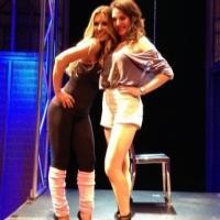 Photo Flash: Sneak Peek - Jillian Mueller Teaches FLASHDANCE on KTLA-TV Tonight