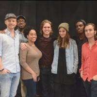 Photo Flash: In Rehearsal with NYTW's WHAT'S IT ALL ABOUT?