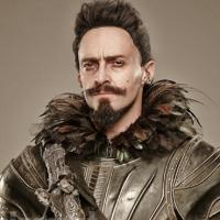 Photo Flash: First Look - Hugh Jackman Portrays the Villainous Blackbeard in Upcoming PAN
