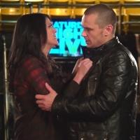 VIDEO: James Franco, Cecily Strong Promo This Week's SATURDAY NIGHT LIVE
