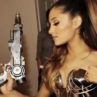 Ariana Grande Reveals Barbarella-Inspired New Single 'Break Free' Coming 7/1!