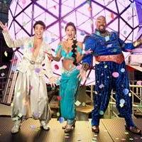 Broadway's ALADDIN Named Official Sponsor of Times Square New Year's Eve Confetti Wishes