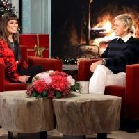 Guests Lea Michele, Tom Hanks Deliver ELLEN Series High