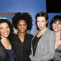 Photo Flash: Tanya Barfield's BRIGHT HALF LIFE Celebrates Opening at the City Center