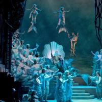 THE MET: LIVE IN HD SUMMER ENCORES Presents THE ENCHANTED ISLAND with Joyce Didonato, David Daniels and Placido Domingo Today
