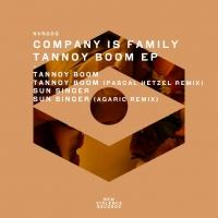 TANNOY BOOM Releases New EP 'Company is Family'
