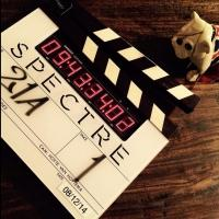 First Official Photo Shared rom Set of New Bond Film SPECTRE