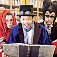 'El gran llibre màgic' despliega sus páginas este mayo en el SAT! de Barcelona